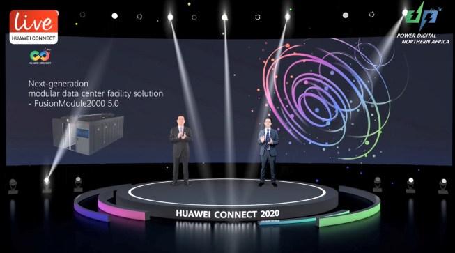 هواوي تكنولوجيز تطلق Huawei Connect 2020