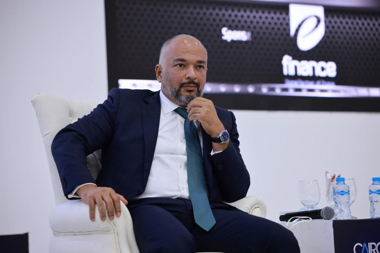 حازم متولى الرئيس التنفيذي لاتصالات مصر