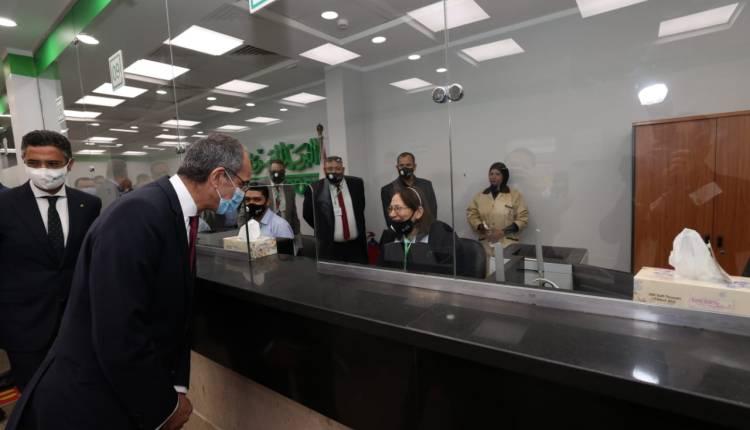 وزير الاتصالات يفتتح مركزين للخدمات البريدية بالأسكندرية لتقديم الخدمات البريدية