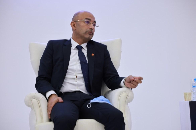 ياسر شاكر الرئيس التنفيذي لاورانج مصر
