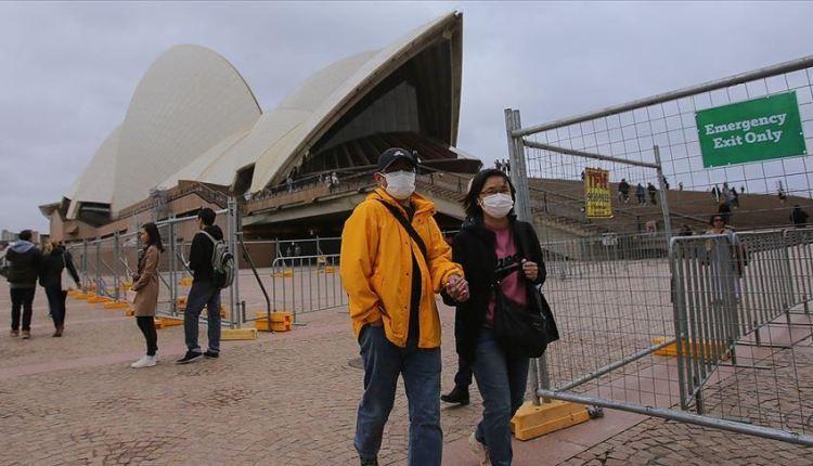 كورونا فى استراليا