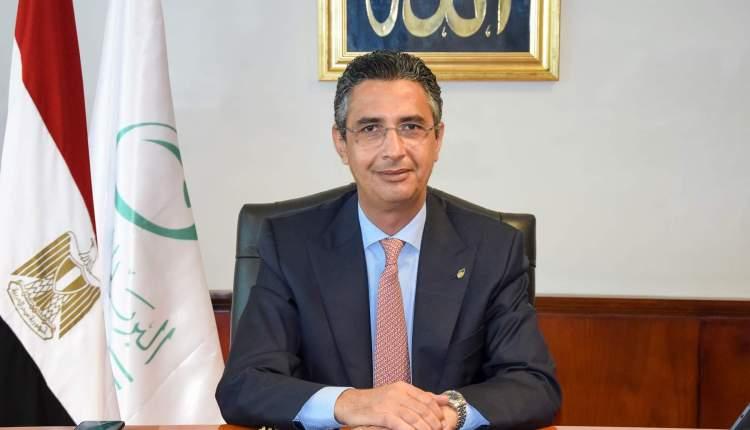 الدكتور شريف فاروق رئيس البريد