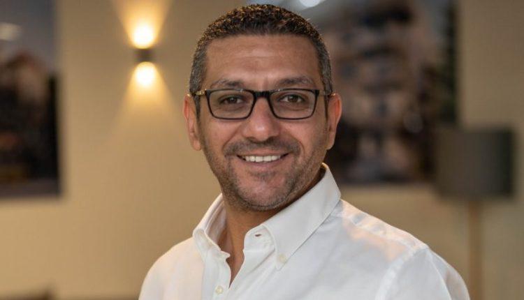 ساهر مجدي، مدير القطاع التجاري بشركة رويال وان للتطوير العقاري