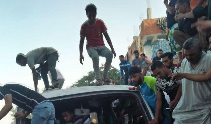 عاجل.. وفاة شخصين وإصابة 6 حالات في حادث قطار حلوان