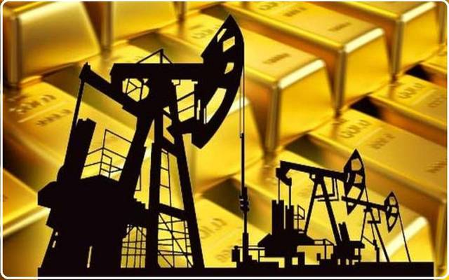 تراجع أسعار الذهب والنفط اليوم مع إرتفاع الدولار وزيادة الصادرات الإيرانية