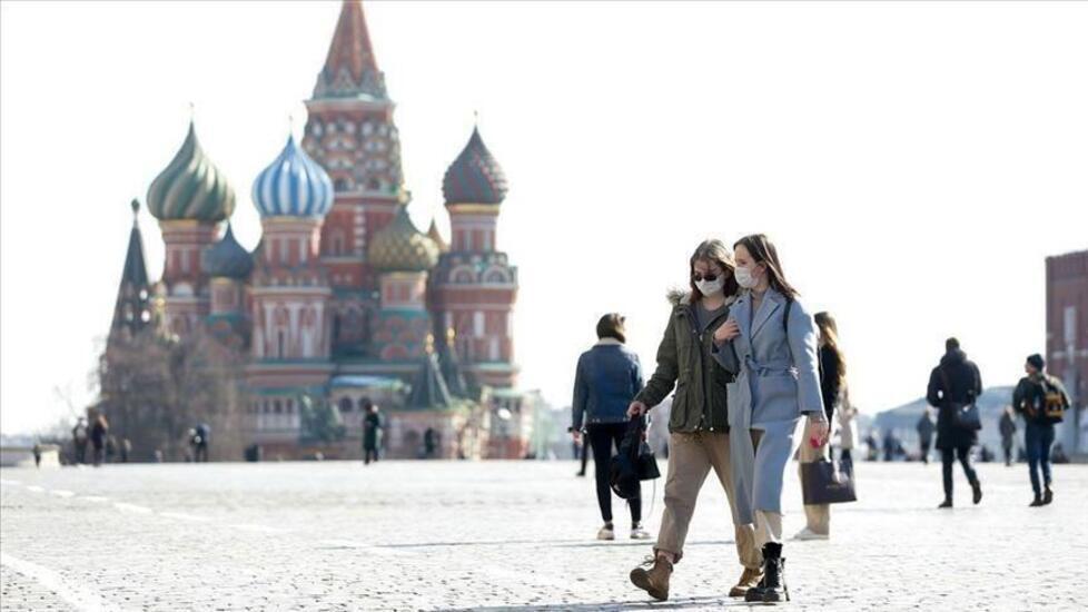 كورونا اليوم في روسيا