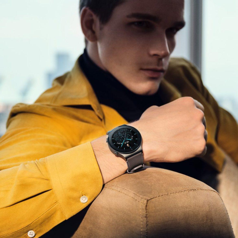 ساعة هواوي Watch GT 2 PRO