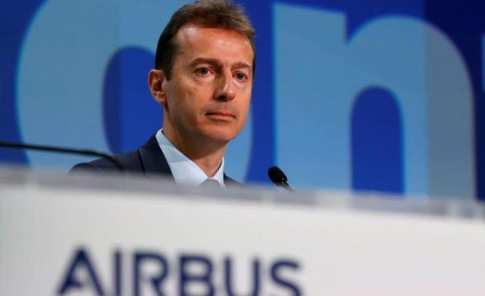 الرئيس التنفيذي لشركة إيرباص ، غيوم فوري