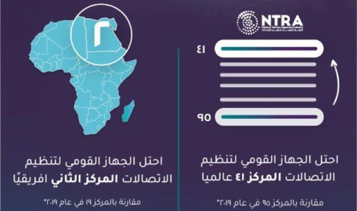 مصر تتقدم ٥٤ مركزاً لتحتل المركز ٤١ في مؤشر أداء منظمي الاتصالات