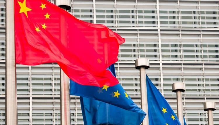 الرئيس الصيني يطالب ميركل وماكرون ببيئة عمل عادلة للشركات الصينية