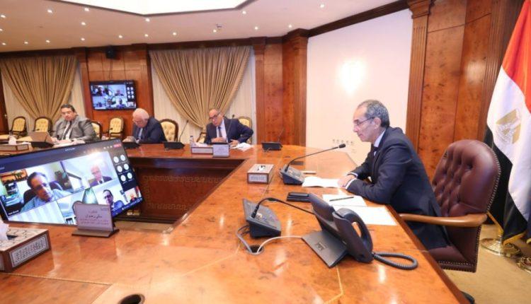 وزير الاتصالات يعلن عن إطلاق منصة الذكاء الاصطناعى فى مصر