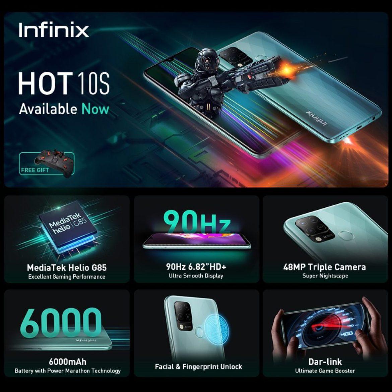 """انفينكس تنظم مسابقة لعشاق الألعاب مع """" Games Mix """""""