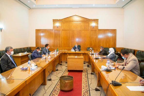 المنظمة الإسلامية للأمن الغذائى: الإستعانة بالخبرات المصريه للدول الاسلاميه في مجال ترشيد المياه