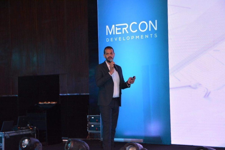 محمد عامر – رئيس القطاع التجارى لشركة ميركون للتطوير العقارى