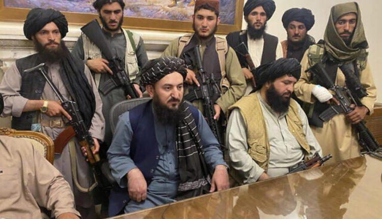 وصول طالبان لحكم أفغانستان