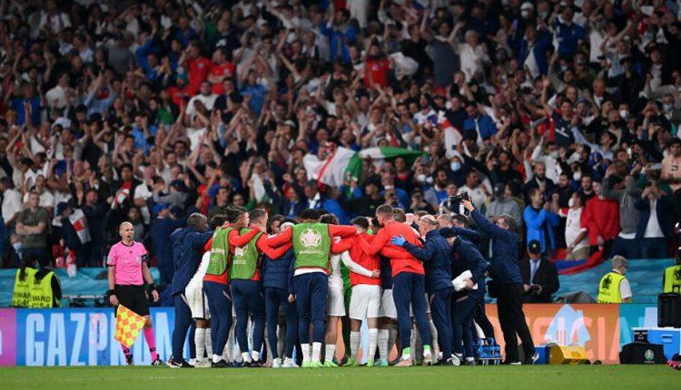 نهائي بطولة أوروبا 2020