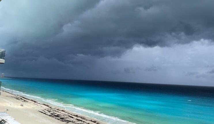 الإعصار غريس