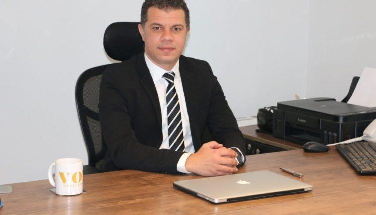 عمرو عاشور رئيس مجلس إدارة شركة فاو