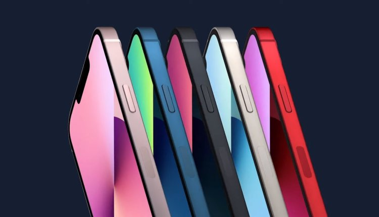 موبايلات آيفون iPhone 13