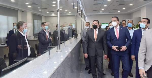 هيئة الاستثمار تفتتح مركز خدمات المستثمرين بالفيوم