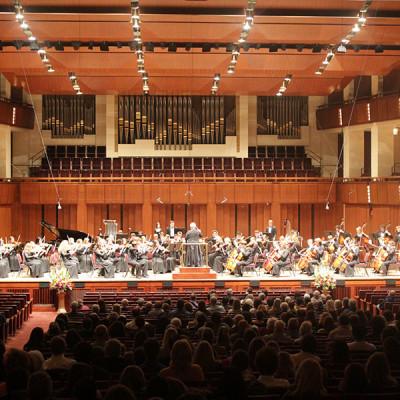Traverse City Central High School Symphony Orchestra Performance (2)
