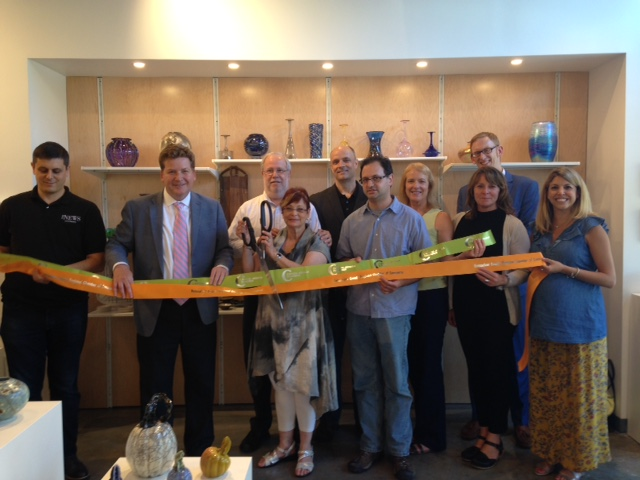 Pause Gallery Opens Its Doors In Troy Capital Region Chamber
