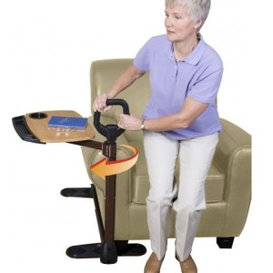 Table Over Bed/Chair or Table with Swivel Table & Lifter help- All In One