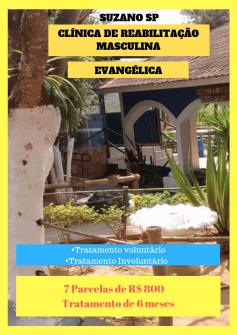 Clínicas de reabilitação evangélicas em São Paulo SP