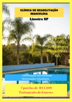 clínica de recuperação involuntária em Limeira