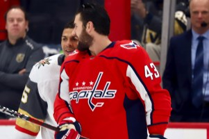 """""""Well, I'll need to tell Ovi cause he still raves about it. Have a good game!"""""""