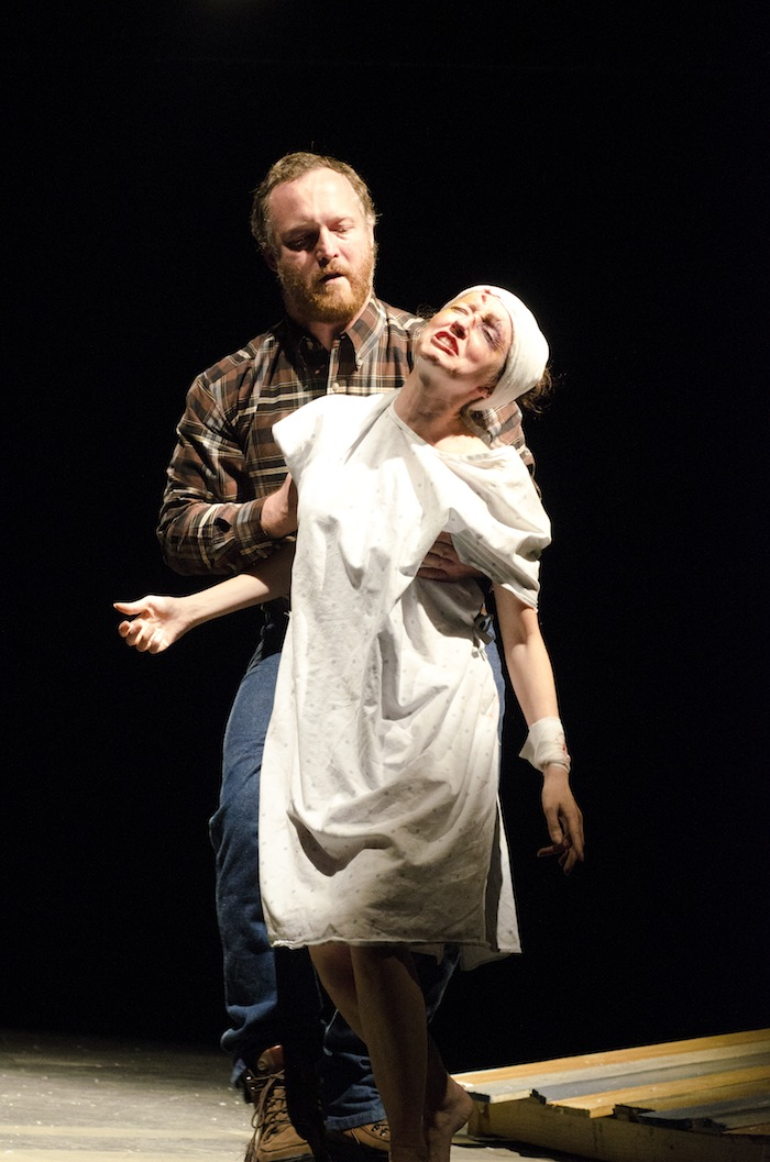Capital T Theatre 187 A Lie Of The Mind By Sam Shepard