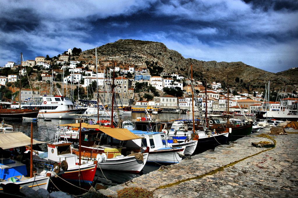 Hydra, Grécia (FirstRozik / Flickr)