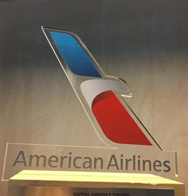 Troféu Top Ten American Airlines 2016