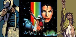 Michael Jackson Moon Walker The Video Game