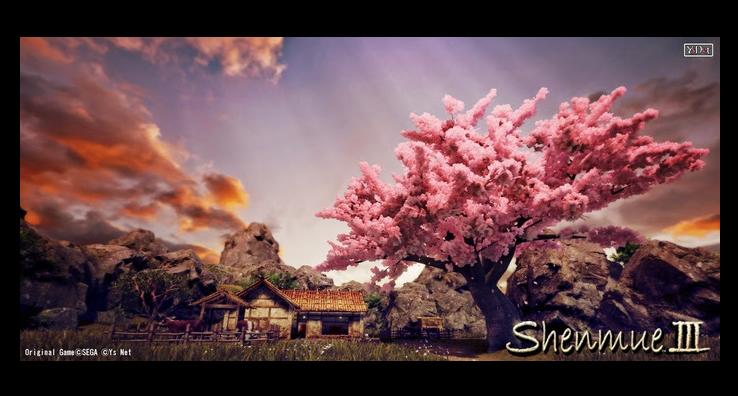 Shenmue III nueva captura