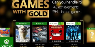 Games with Gold Juegos para Junio 2016