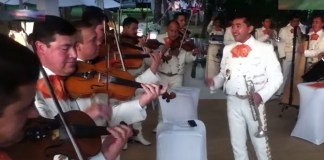 Gerudo Valley interpretado por un Mariachi