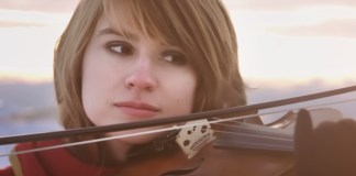 Journey Medley interpretado en Violin por Taylor Davis