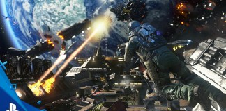 Call of Duty Infinite Warfare - Ship Assault Gameplay Trailer PS4