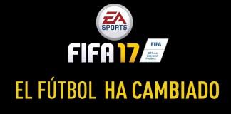 Fifa 17 el futbol ha cambiado
