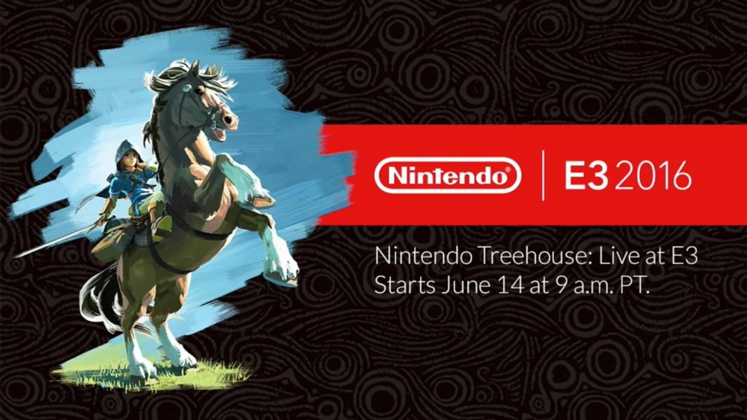 Nintendo Treehouse en E3 2016