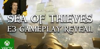 Sea of Thieves E3 2016 gameplay