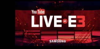 Youtube LIVE E3 2016