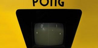 Atari Pong Arcade