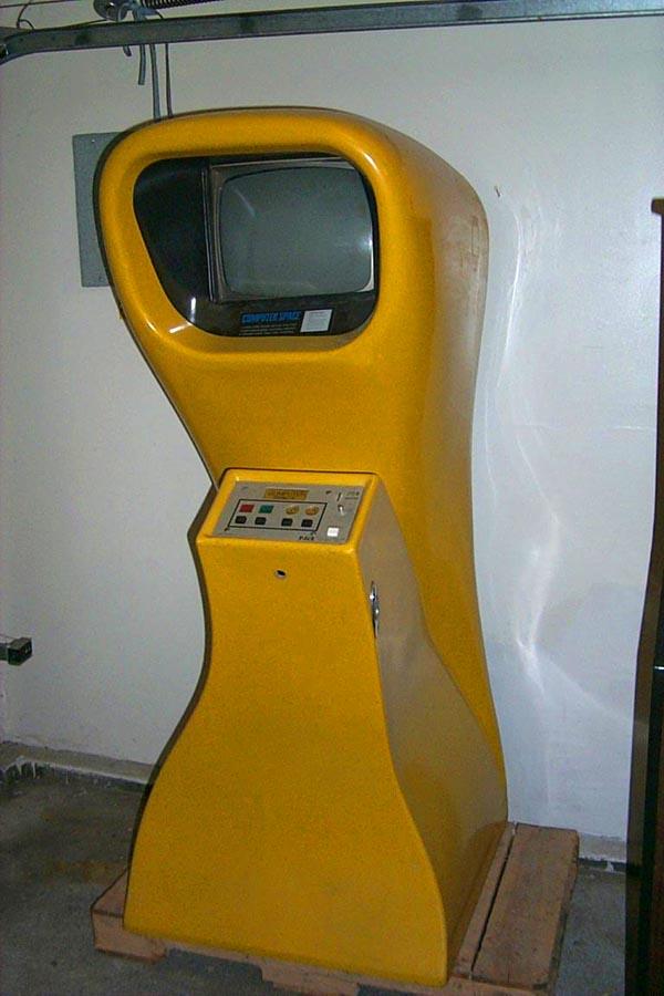 Atari Pong Fotografia Primera Version