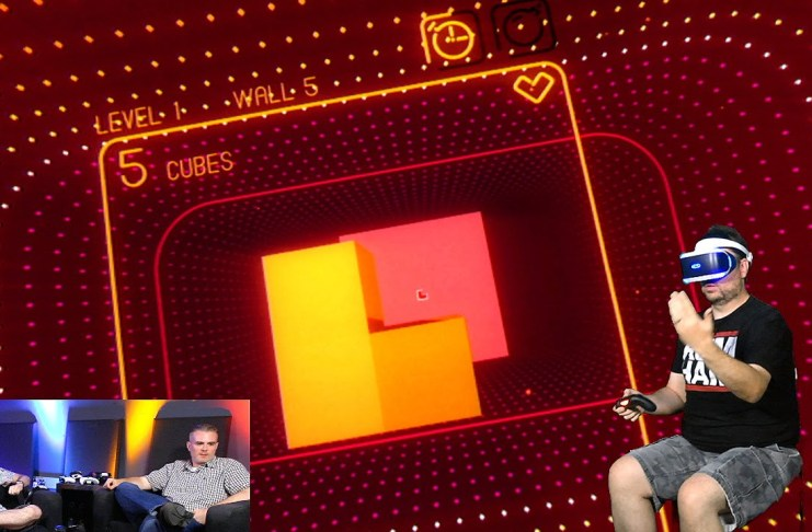 SuperHyperCube es lo nuevo de Phil Fish y el estudio Kokoromi