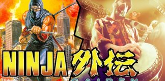 Ninja Gaiden Unbreakable Determination (pantalla 4-2) Banjo cover