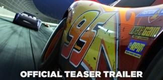 Cars 3 nos muestra su primer Teaser Trailer
