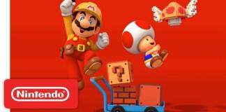 Comercial de TV de Super Mario Maker para 3DS