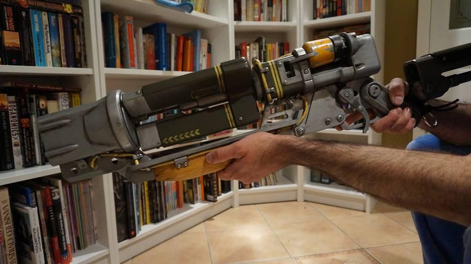 Laser Automático de Fallout 4